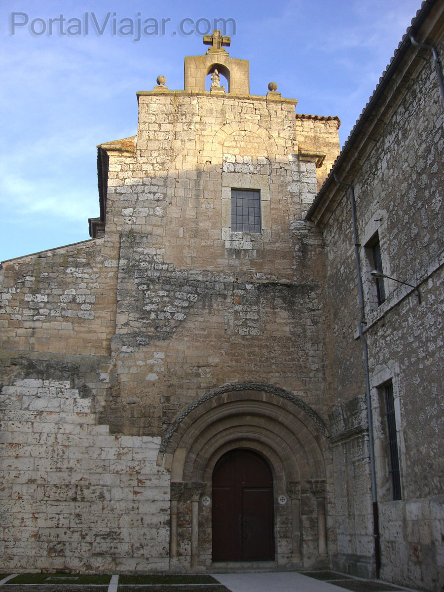 Palencia - Monasterio de San Isidro de Dueñas - La Trapa