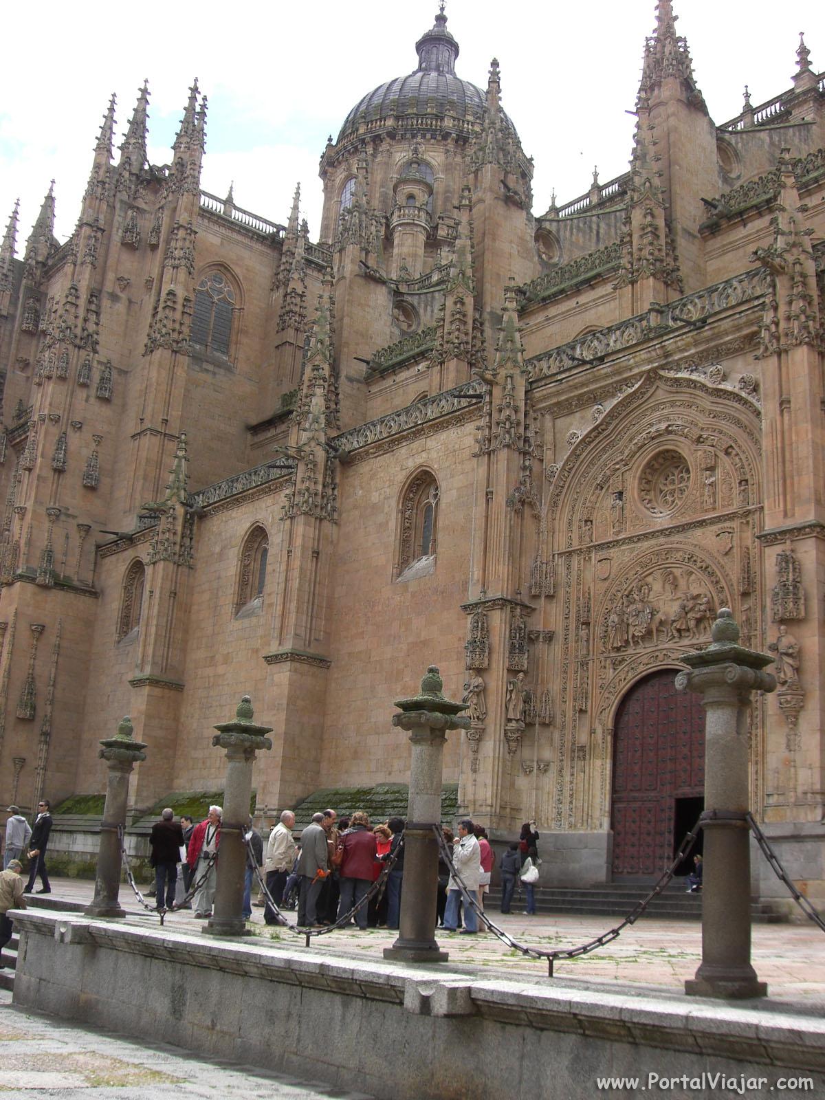 Catedral Nueva (Salamanca)