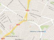 mapa callejero de salamanca