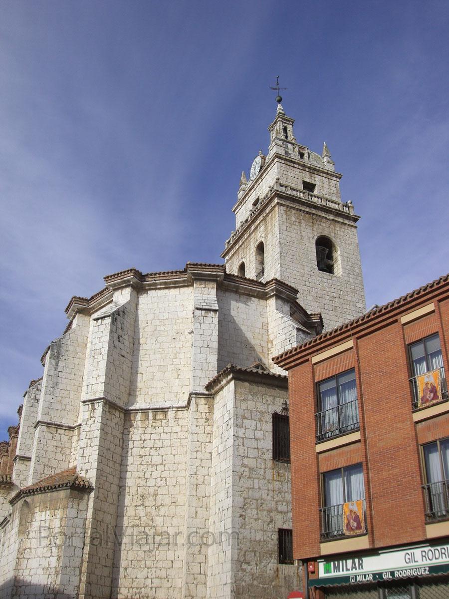 Iglesia de Santa María (Tordesillas)