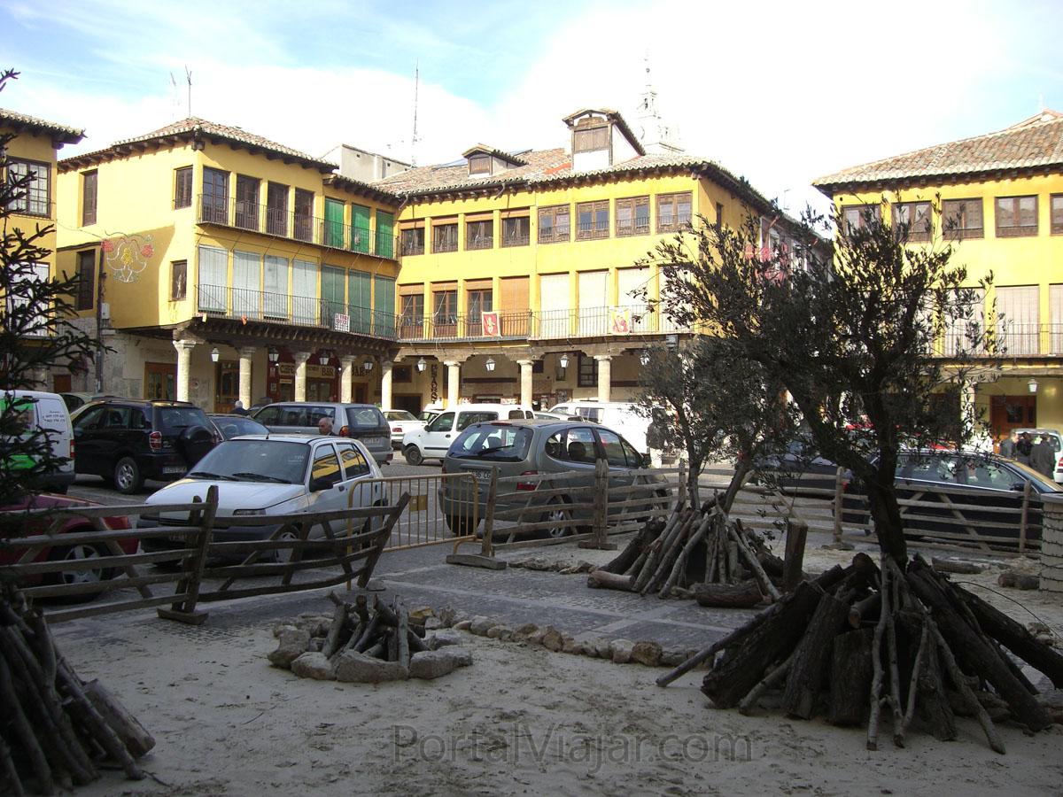 Plaza Mayor (Tordesillas)