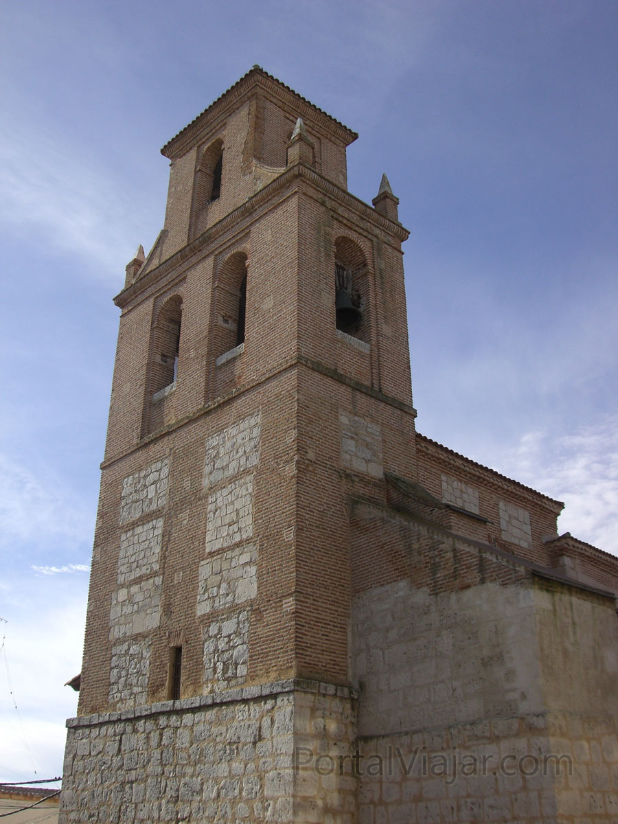 Iglesia de San Juan Bautista (Tordesillas)