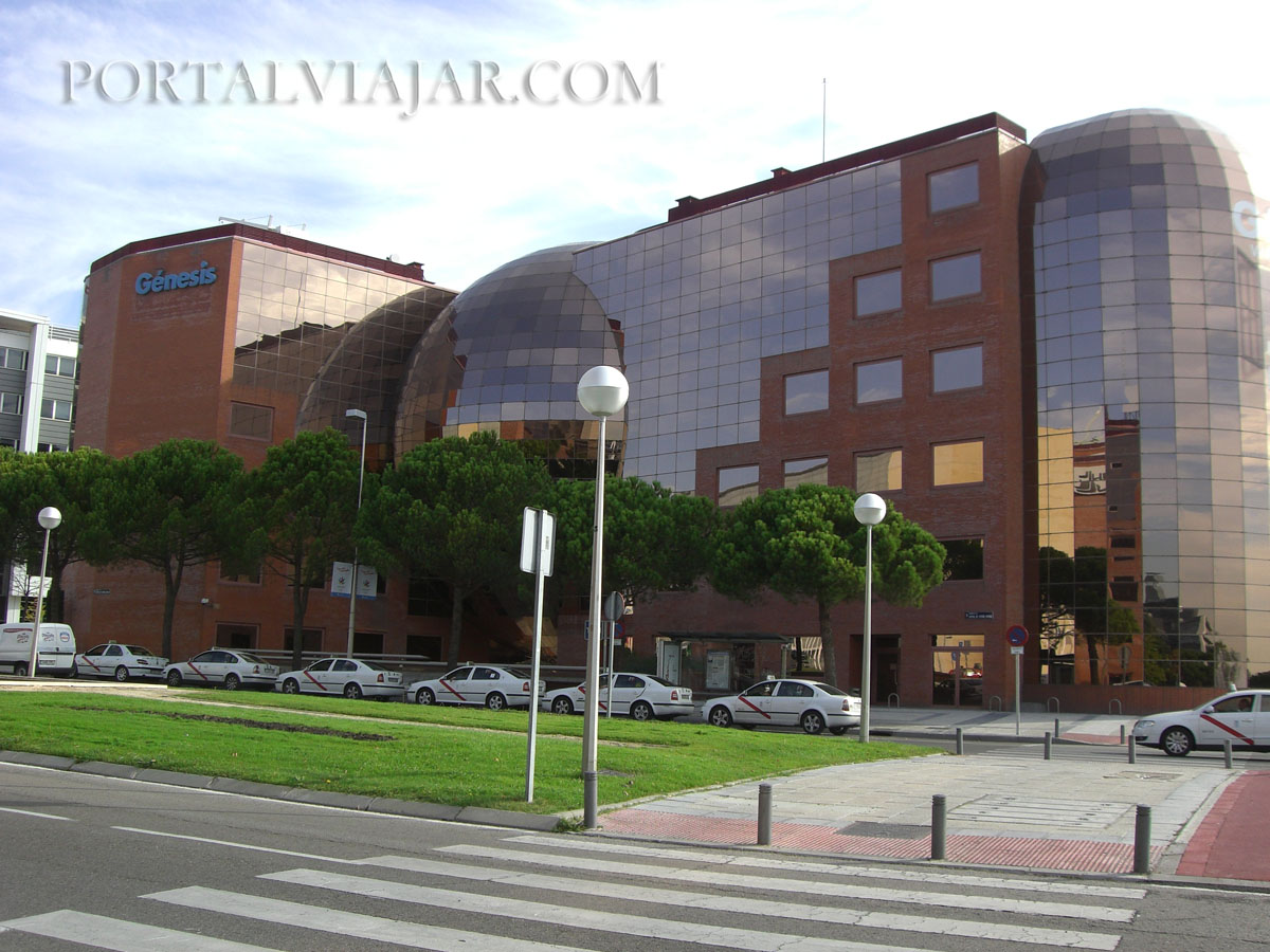 Edificio Génesis (Madrid)