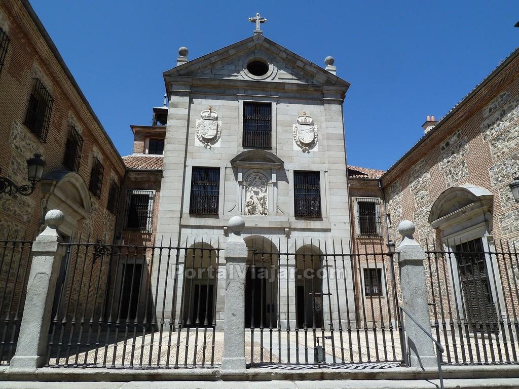 madrid - real monasterio de la encarnacion 2