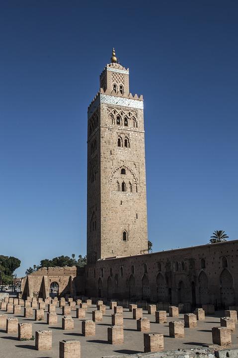 Mezquita Kutubía (Marrakech)
