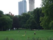 Parque de Johanna Johannapark (Leipzig)