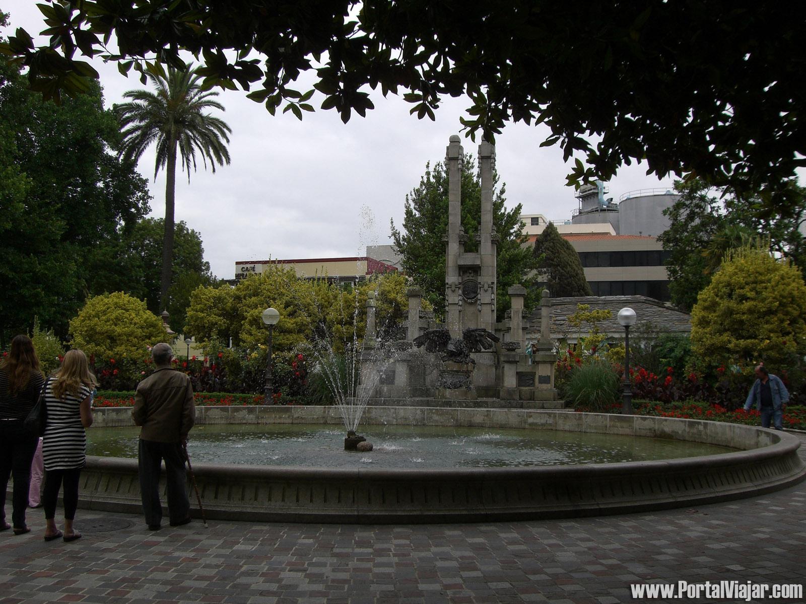 Parque de María PIta (A Coruña)