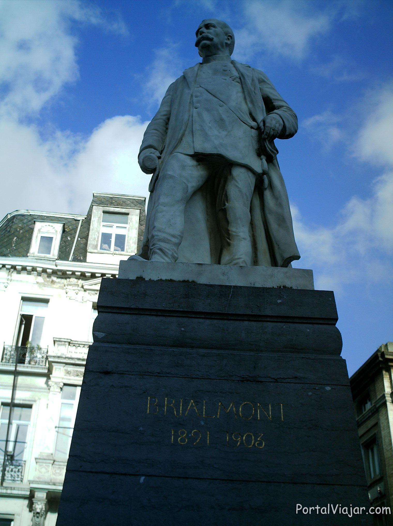 Monumento a Brialmoni (Bruselas)
