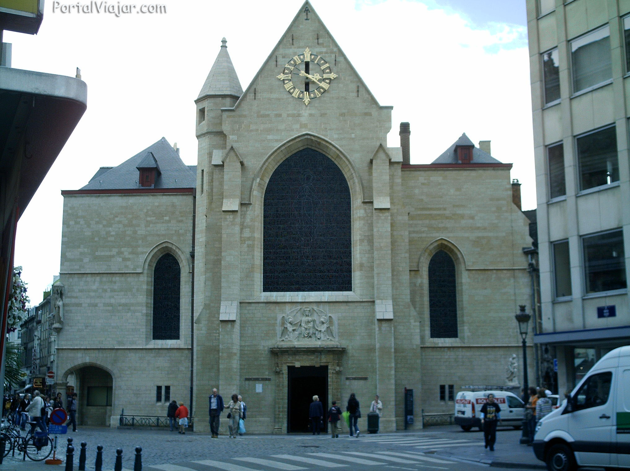 Iglesia de San Nicolás (Bruselas)