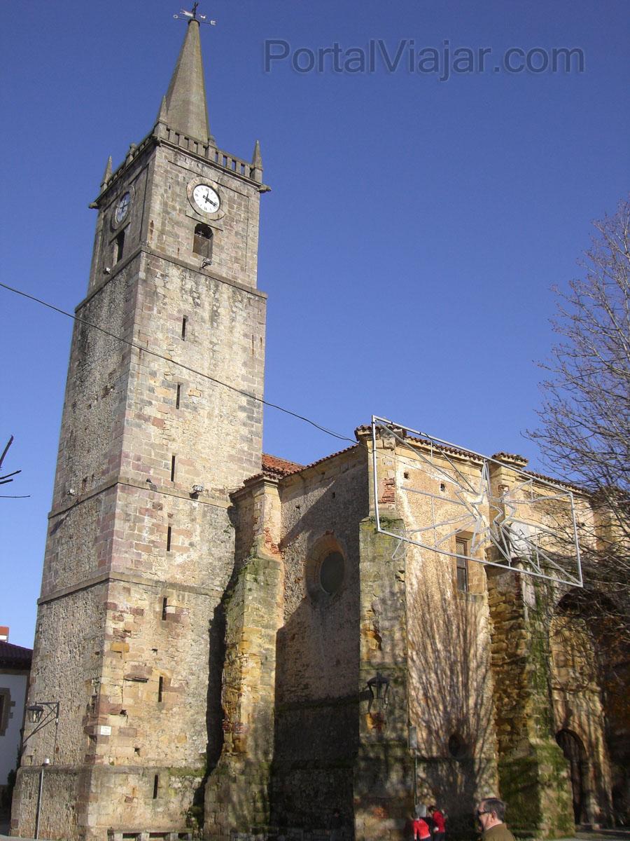 Iglesia de San Cristóbal (Comillas)