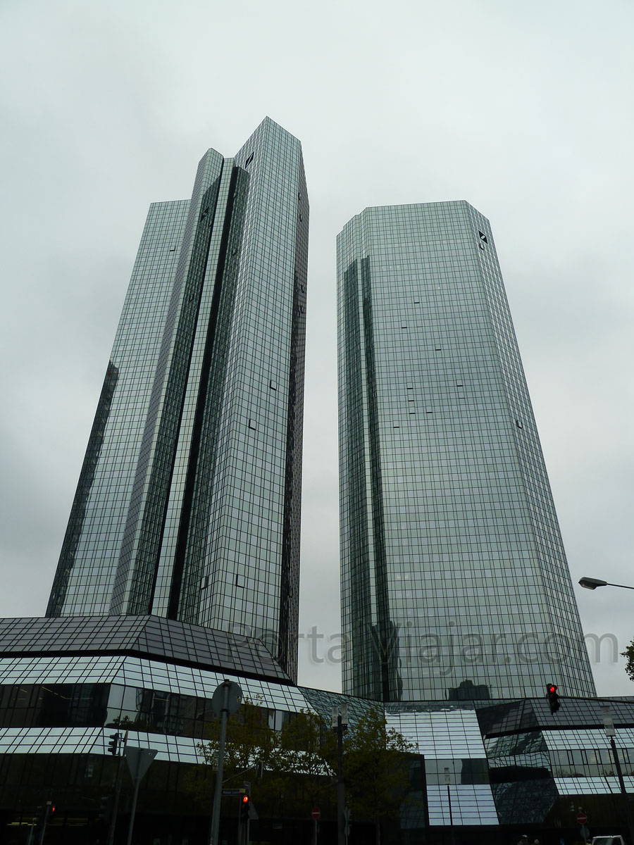 frankfurt 142 - central deutsche bank