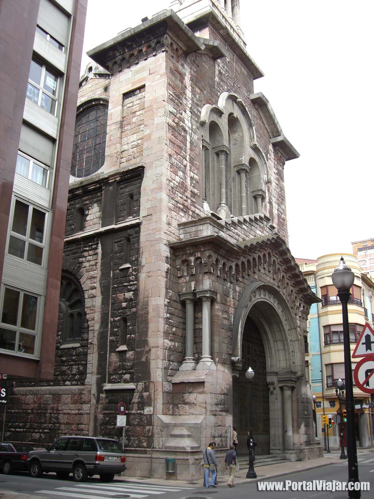 gijon 22 - basilica del sagrado corazon (la iglesiona)