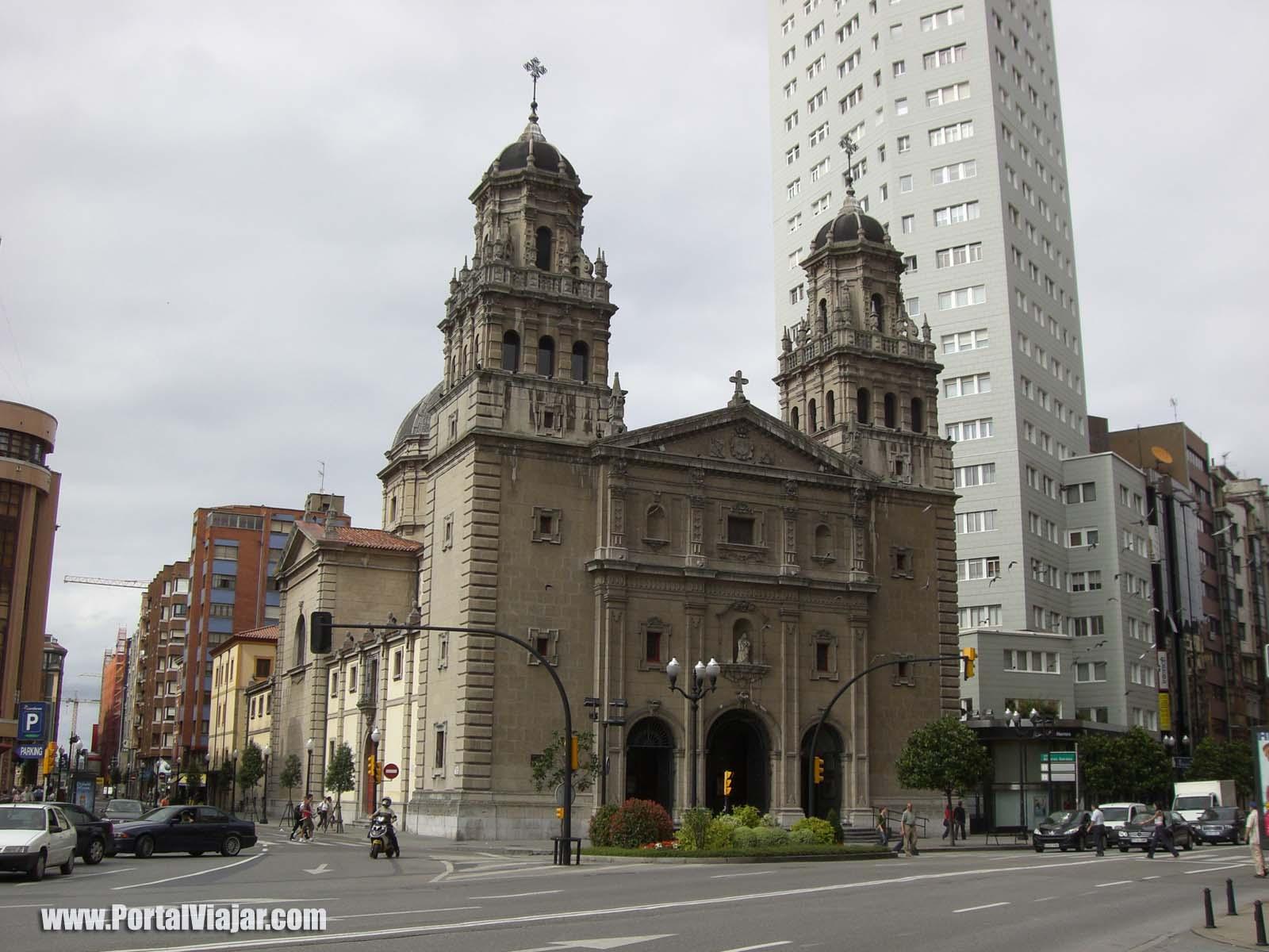 gijon 25 - iglesia de san jose