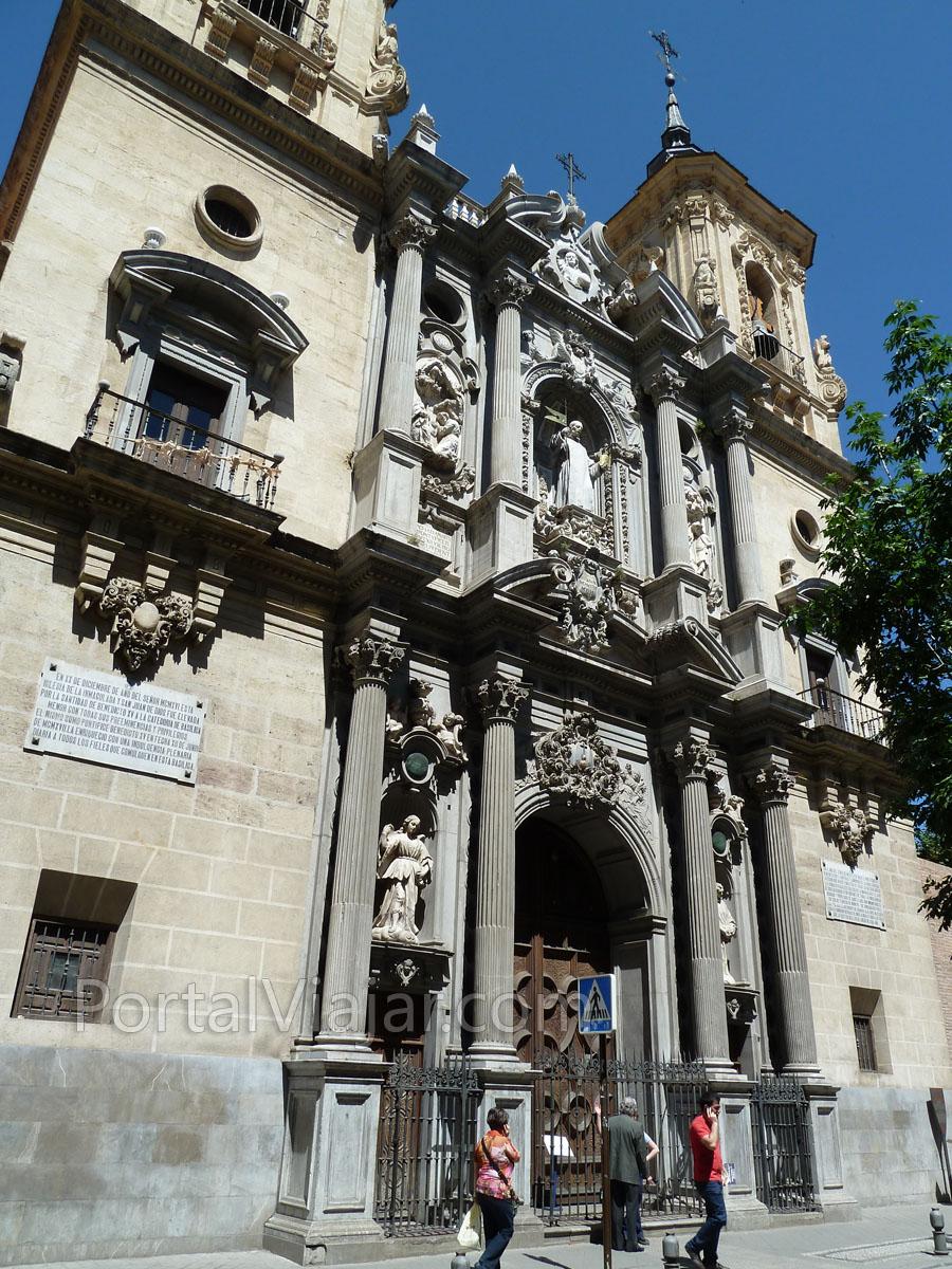 granada 145 - basilica san juan de dios