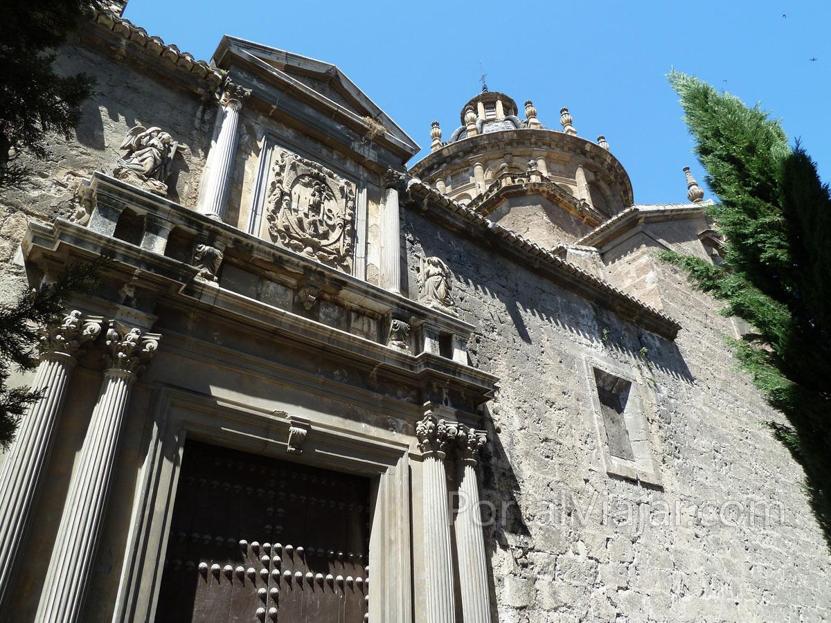 granada 150 - basilica san juan de dios