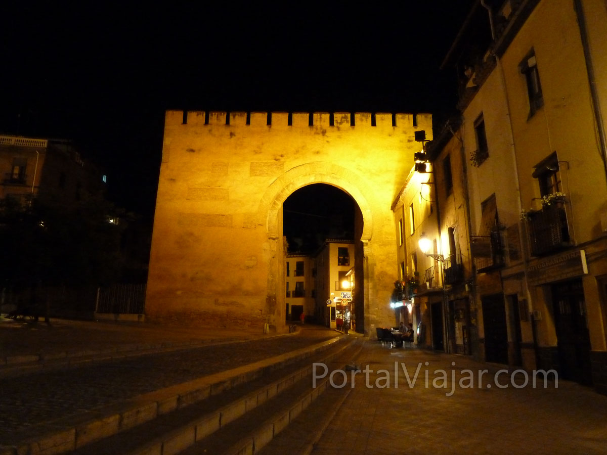 Arco de Elvira (Granada)