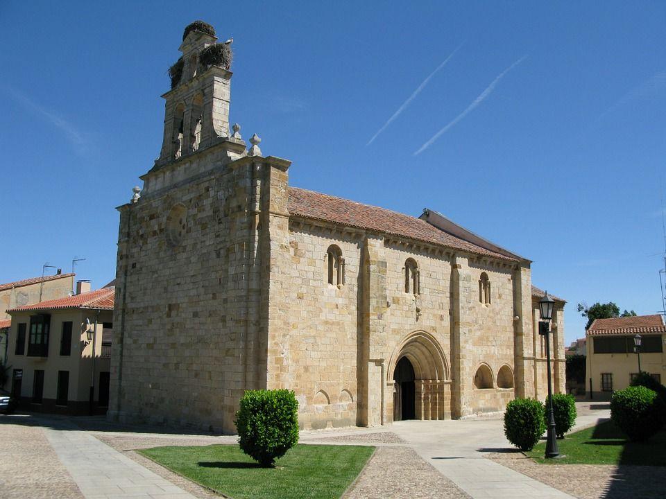 iglesia de san isidro zamora