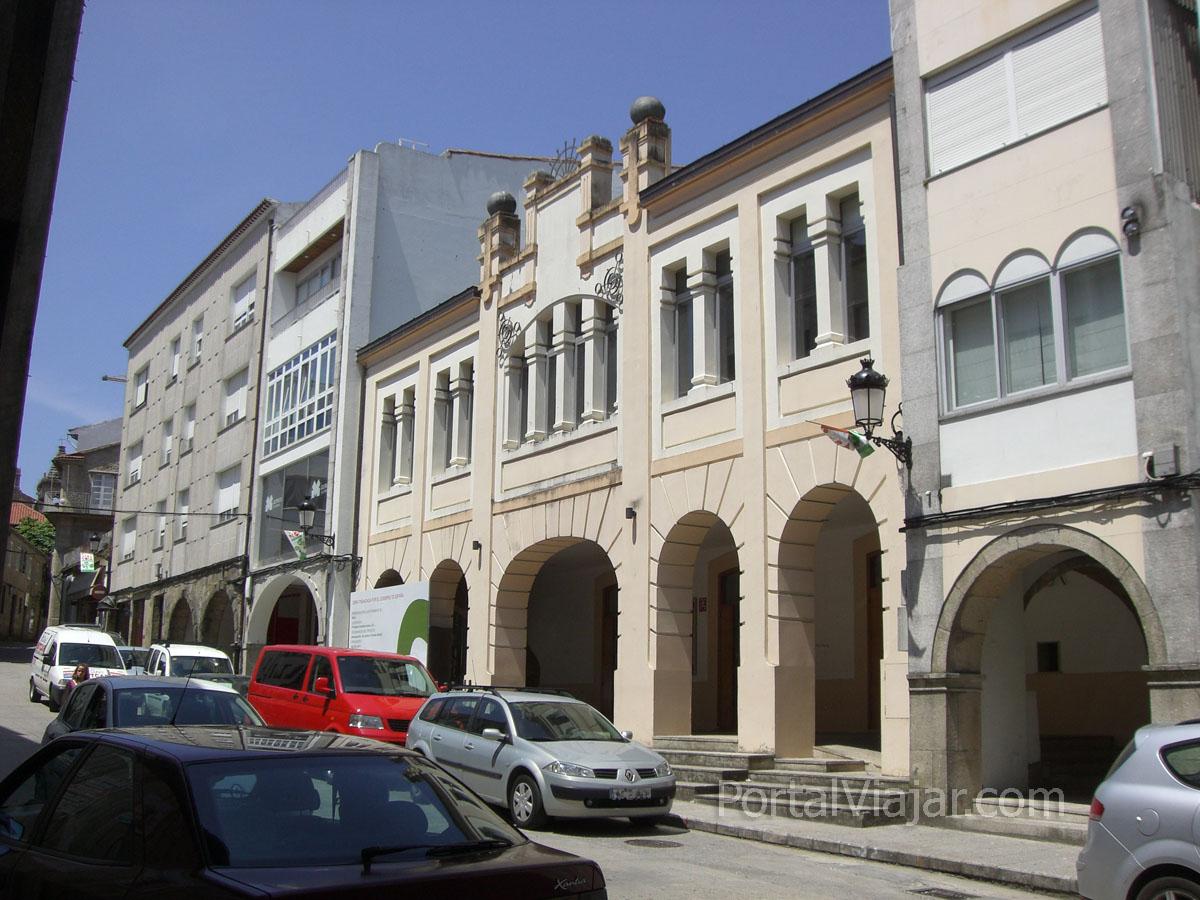 Teatro Coliseo Noelia (Noia)
