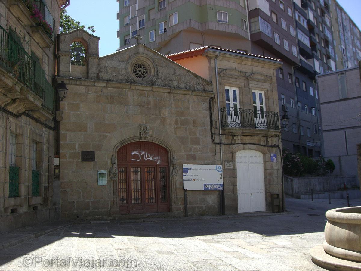 Capilla de San Cosme y San Damián (Ourense)