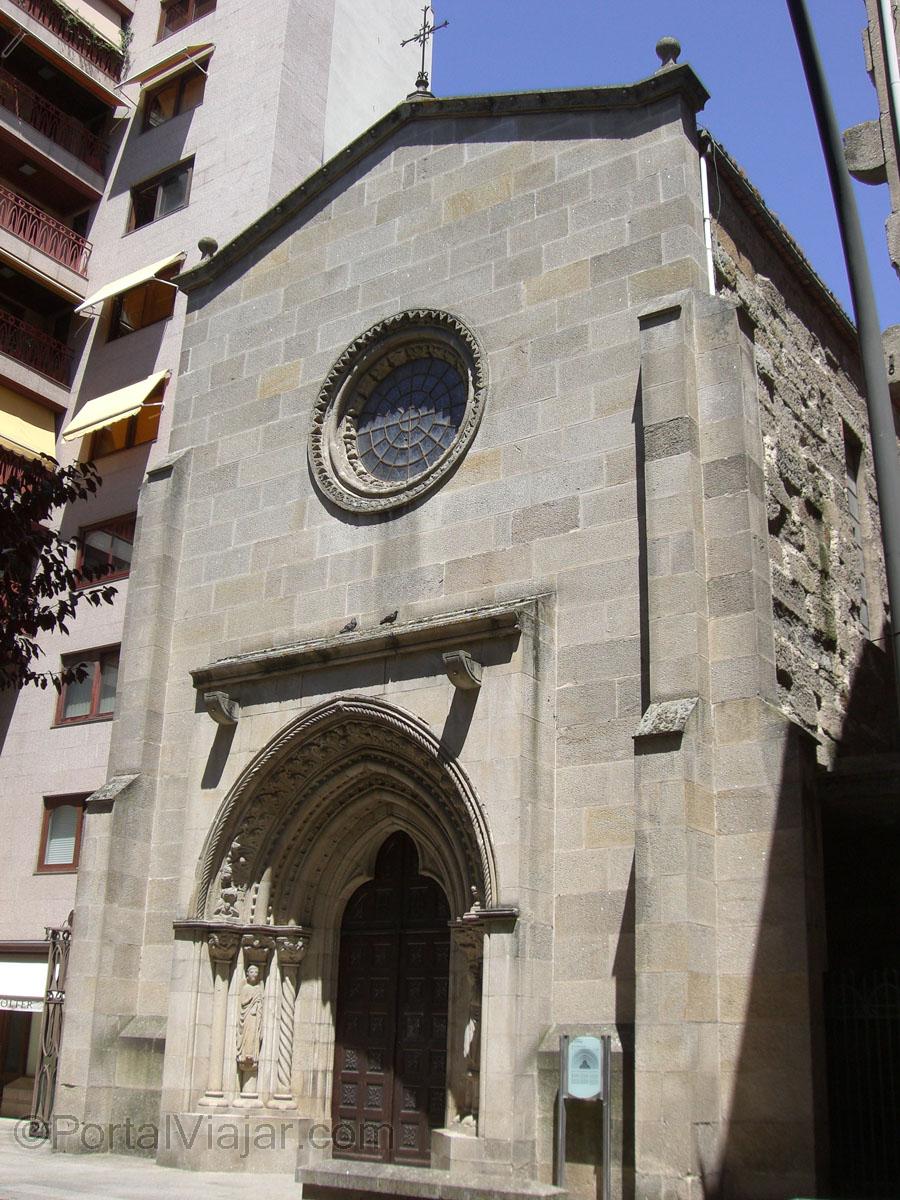 Iglesia de los Franciscanos (Ourense)