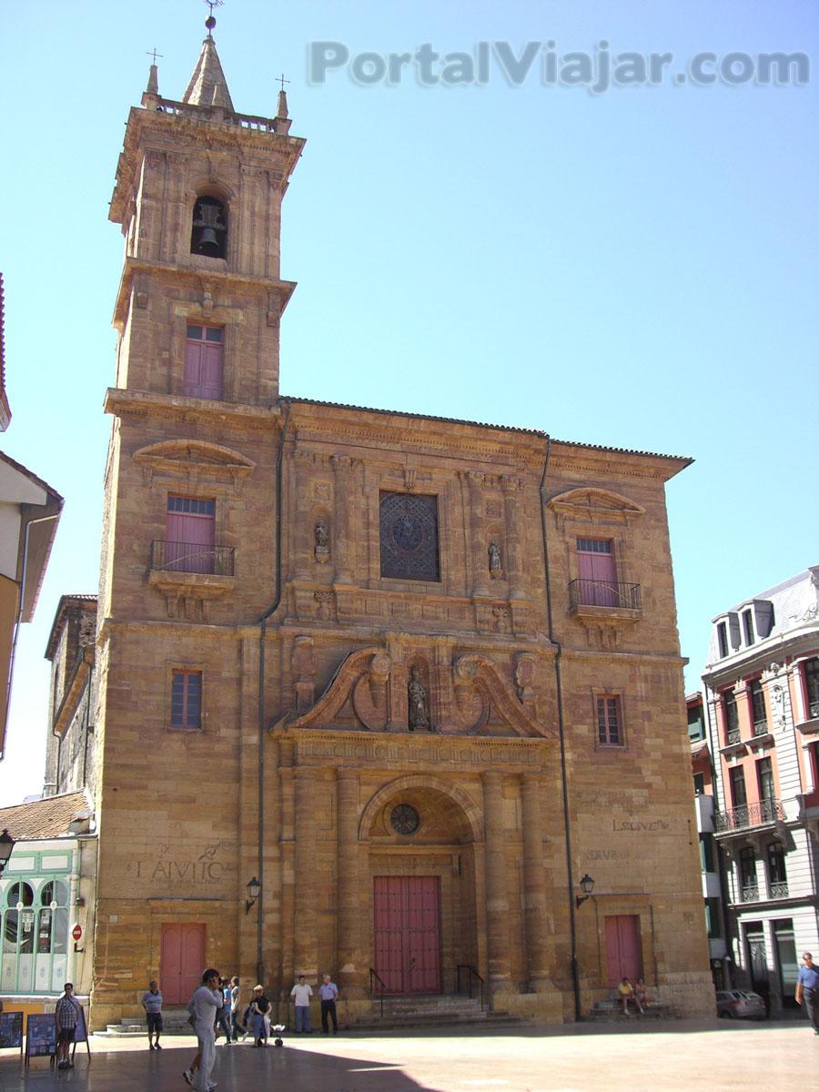 oviedo 43 - iglesia de san isidoro
