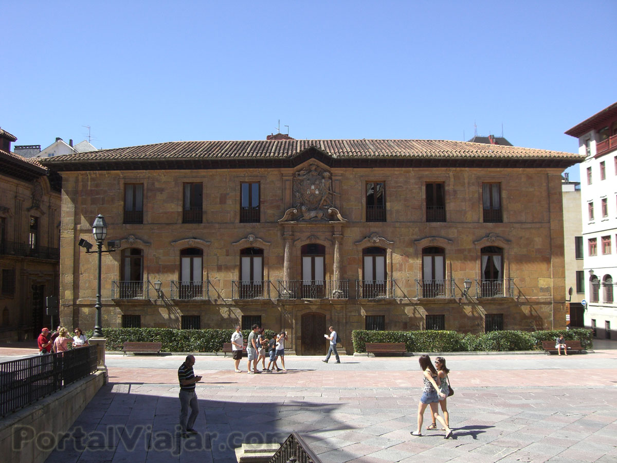 oviedo - palacio de camposagrado