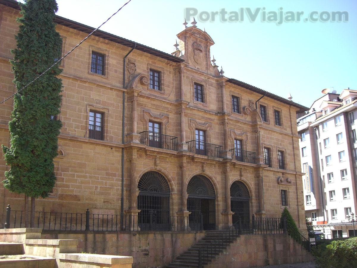 oviedo 74 - monasterio de san pelayo