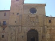 oviedo - antiguo convento de san vicente