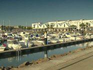 puerto deportivo de isla cristina disfruta huelva