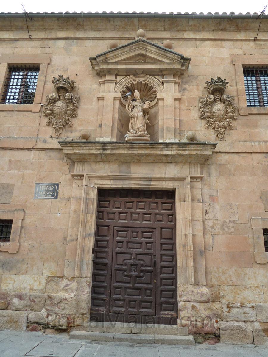 salamanca 161 - iglesia de la purisima