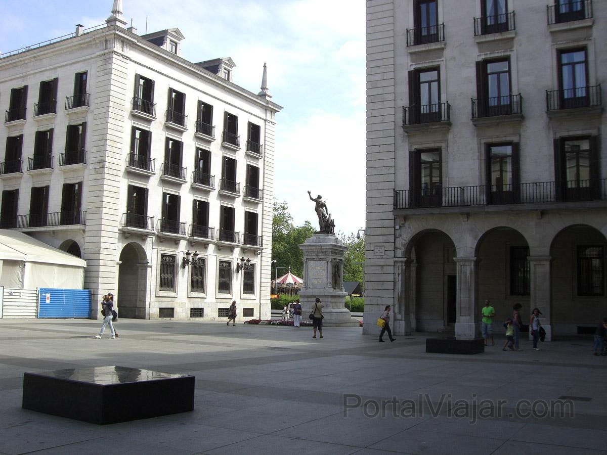 Santander - Plaza Porticada