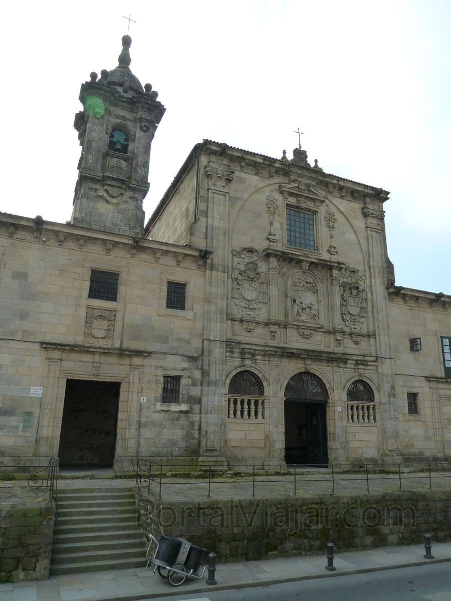 santiago de compostela 349 - convento de las mercedarias descalzas