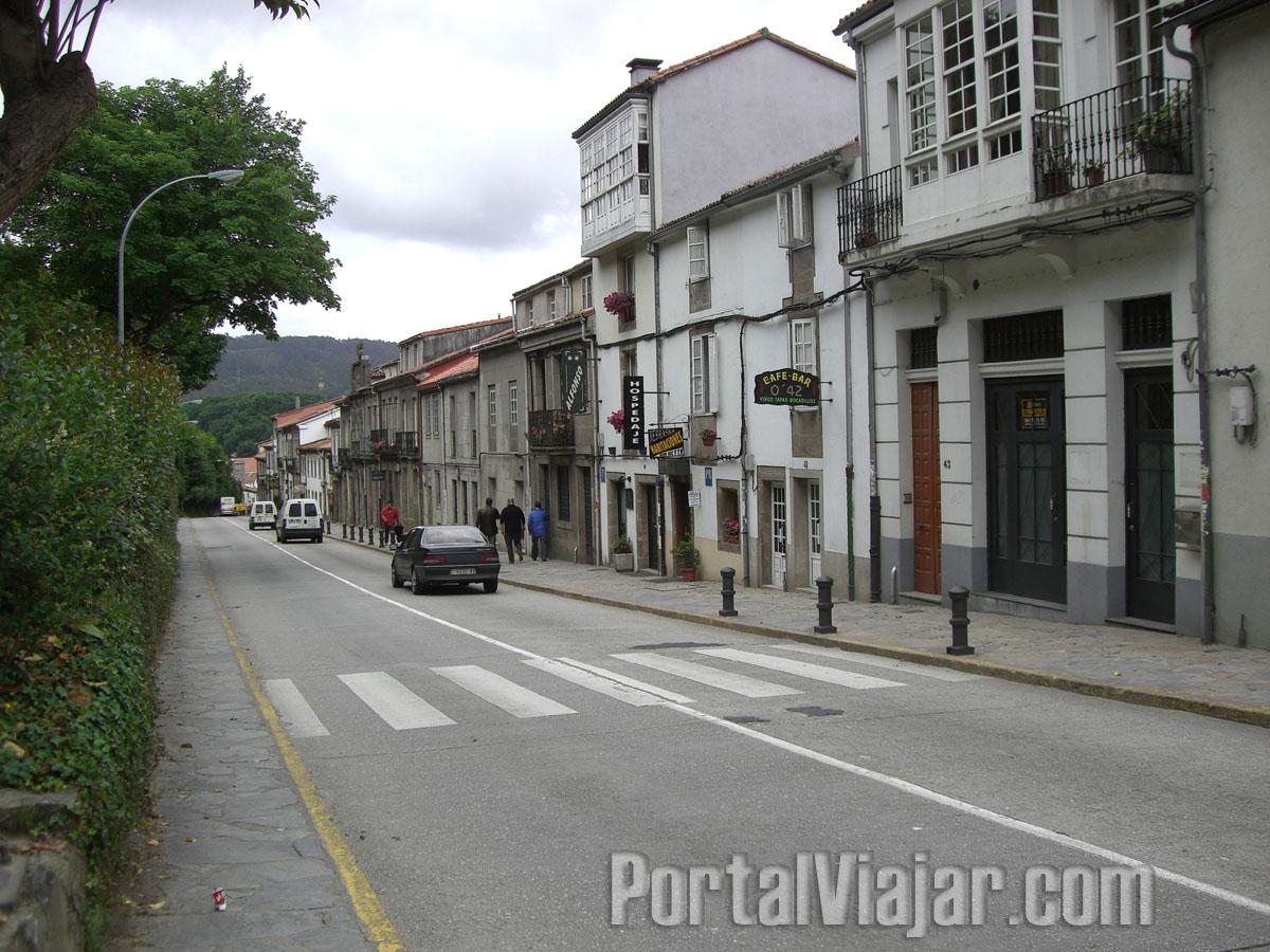 santiago de compostela 87 - rua do pombal