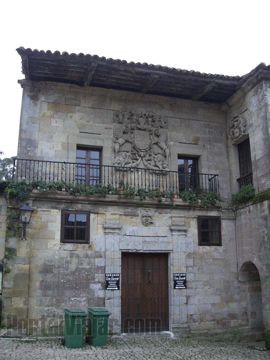 Casa de los Quevedo (Santillana del Mar)