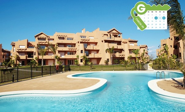 the residences mar menor golf resort