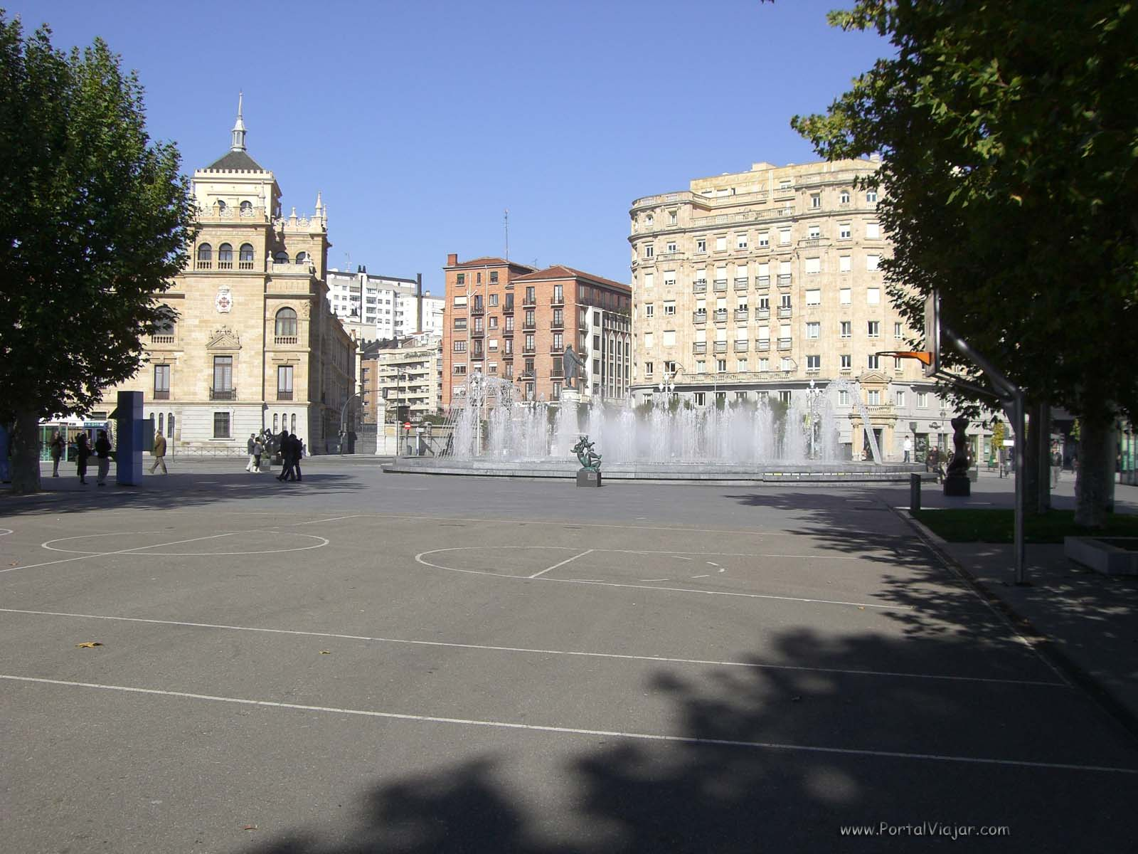 Plaza Zorrilla (Valladolid)