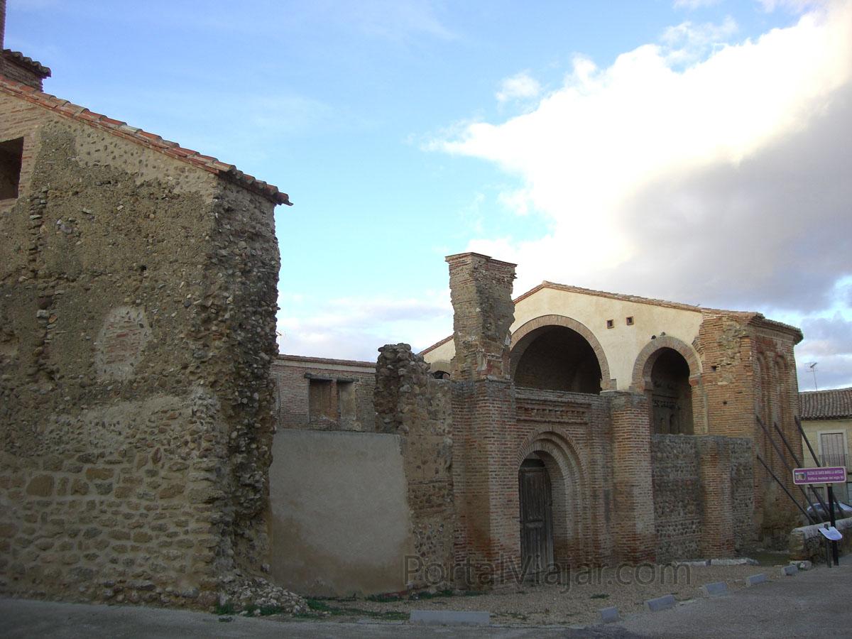 Iglesia de Santa María la Antigua (Villalpando)