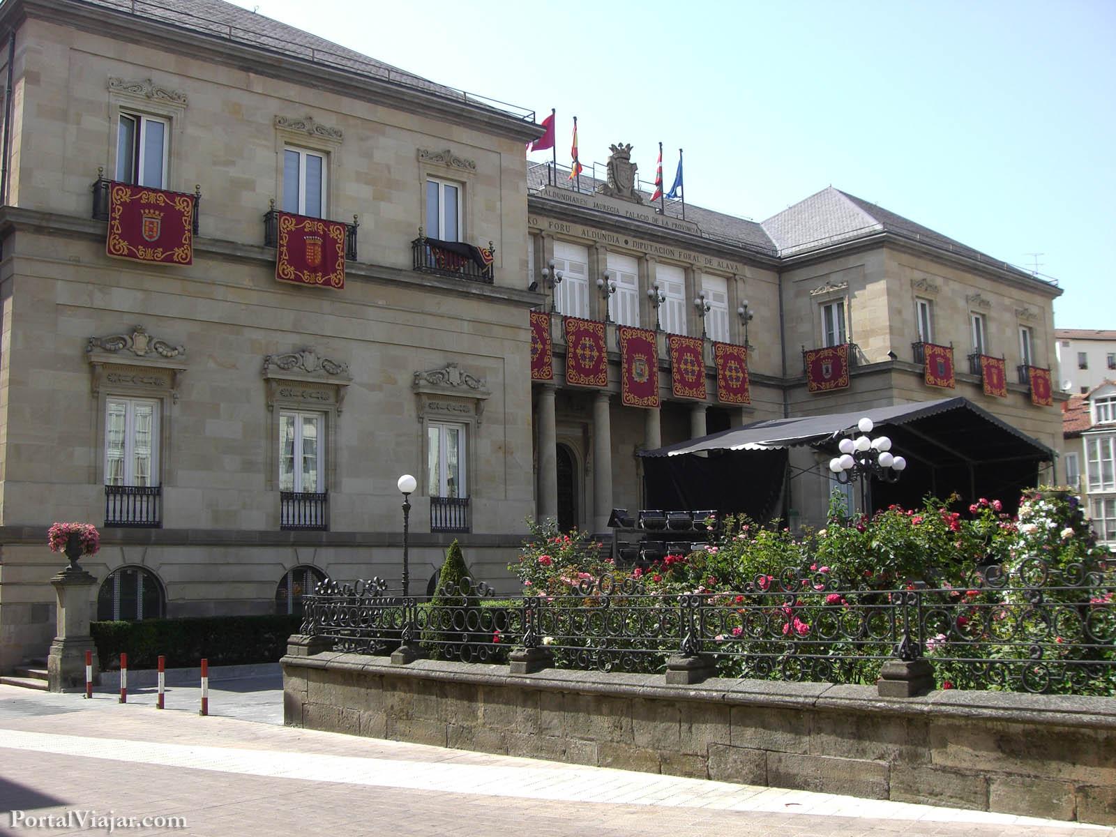 vitoria - palacio de la provincia
