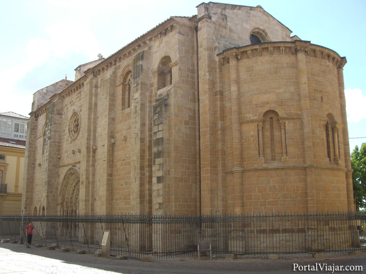 zamora - iglesia de santa maria magdalena