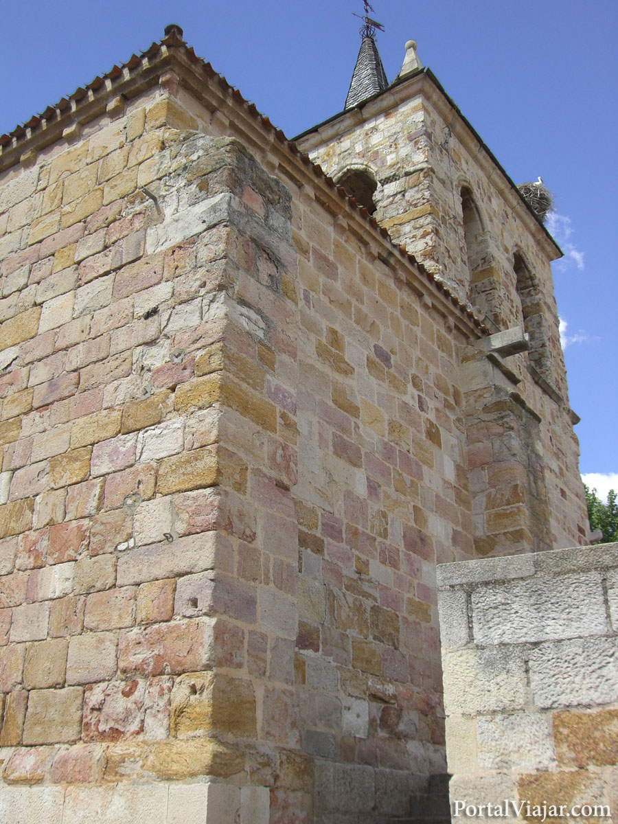 zamora - iglesia de san cipriano