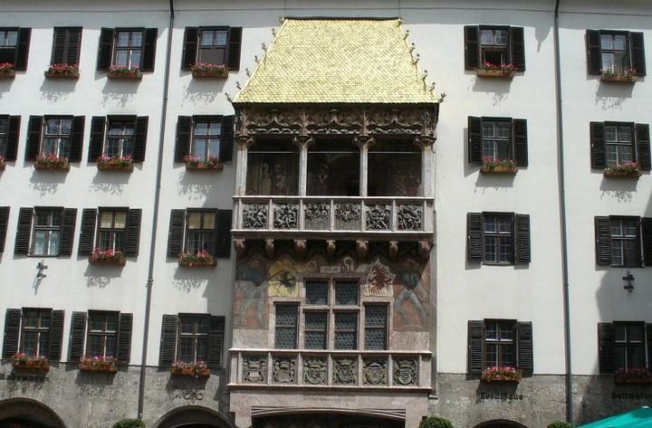 innsbruck-tejadillo-de-oro-goldenes-dachl