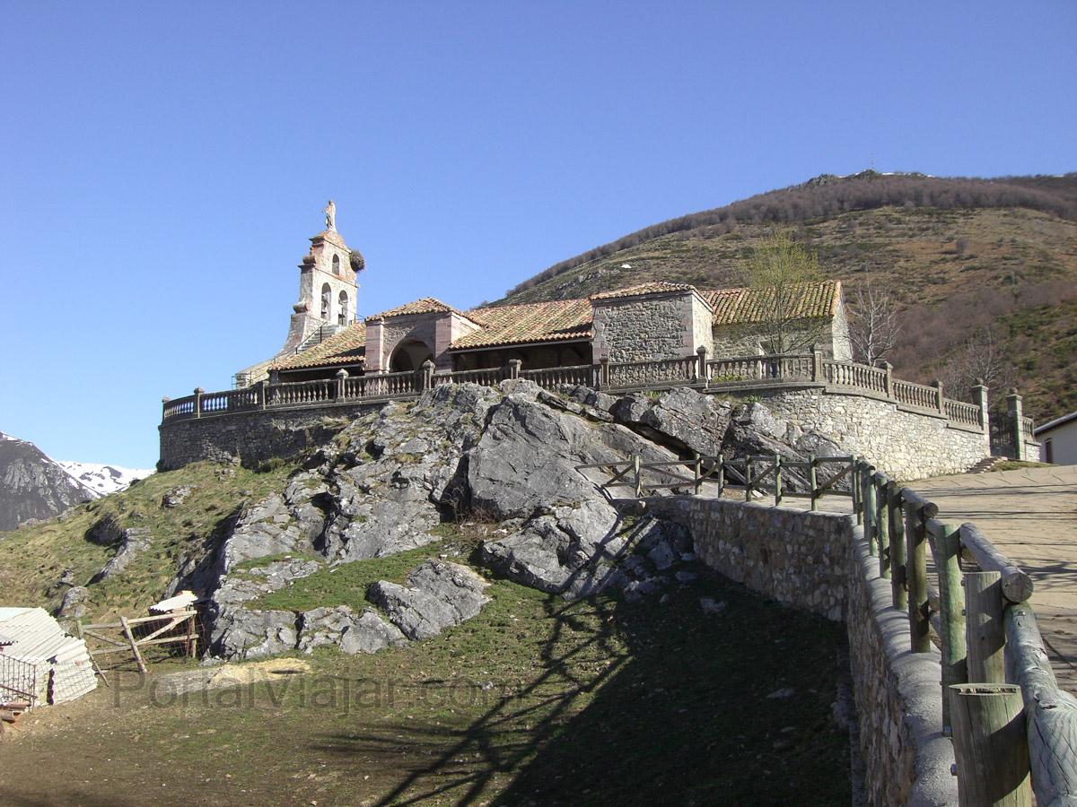 Iglesia de Cofiñal