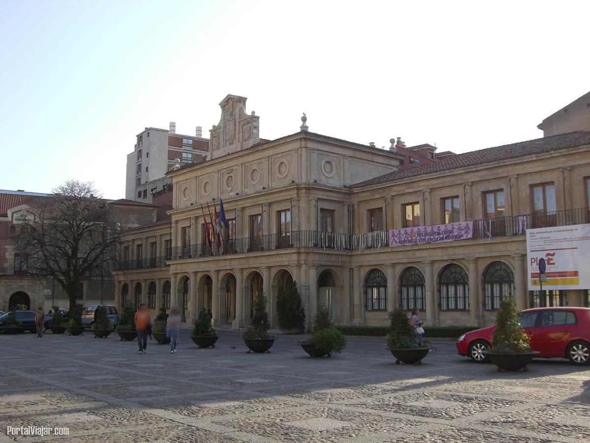 León (Castilla y León) - Ayuntamiento viejo