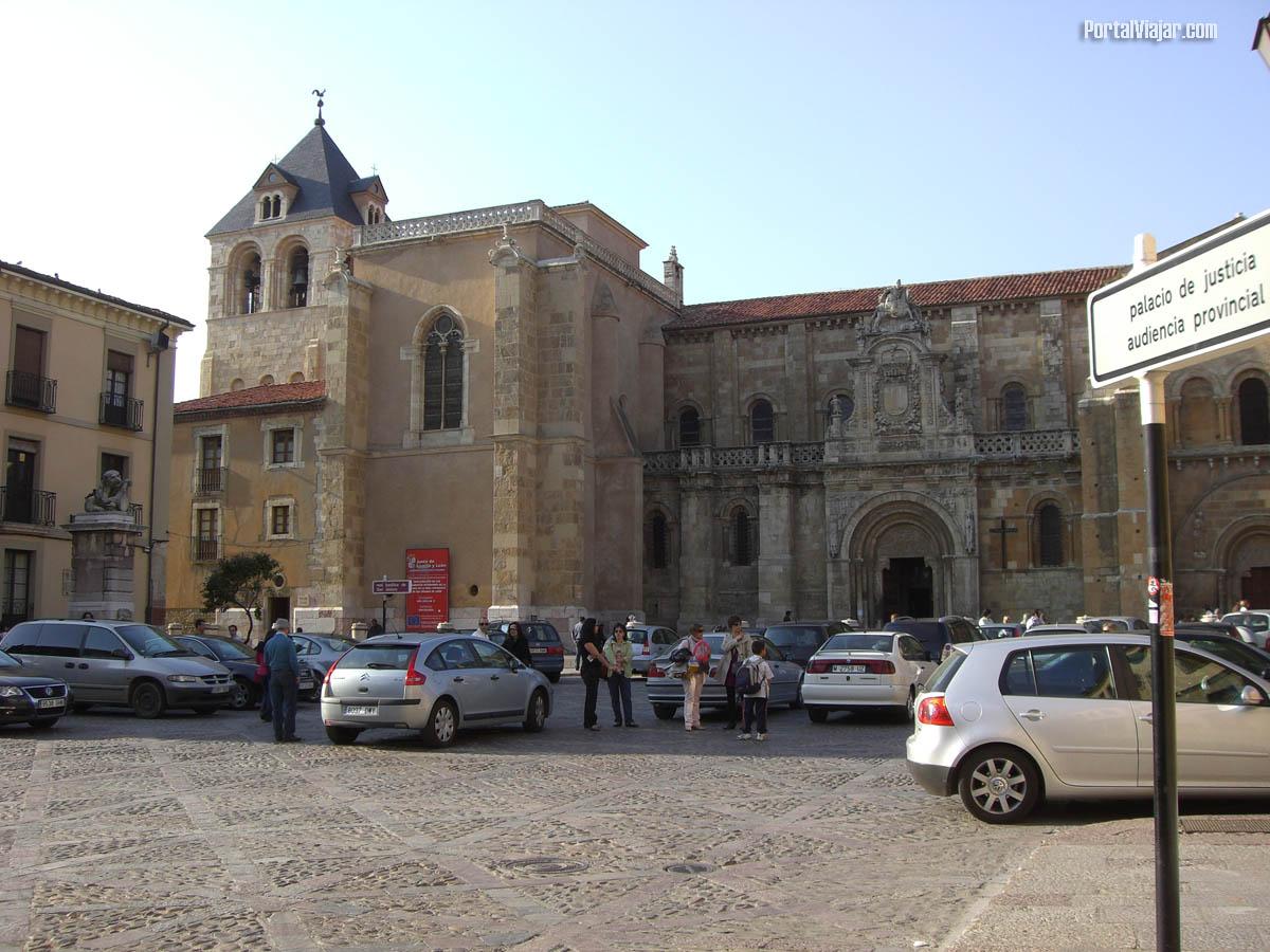 Basílica de San Isidoro (León)