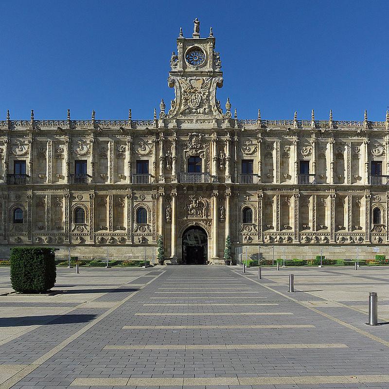 leon-convento-de-san-marcos-fachada