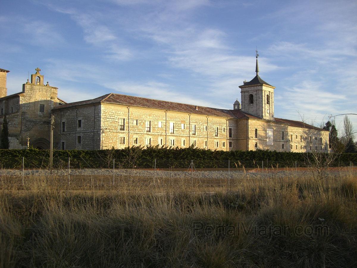 Monasterio de San Isidro de Dueñas - La Trapa