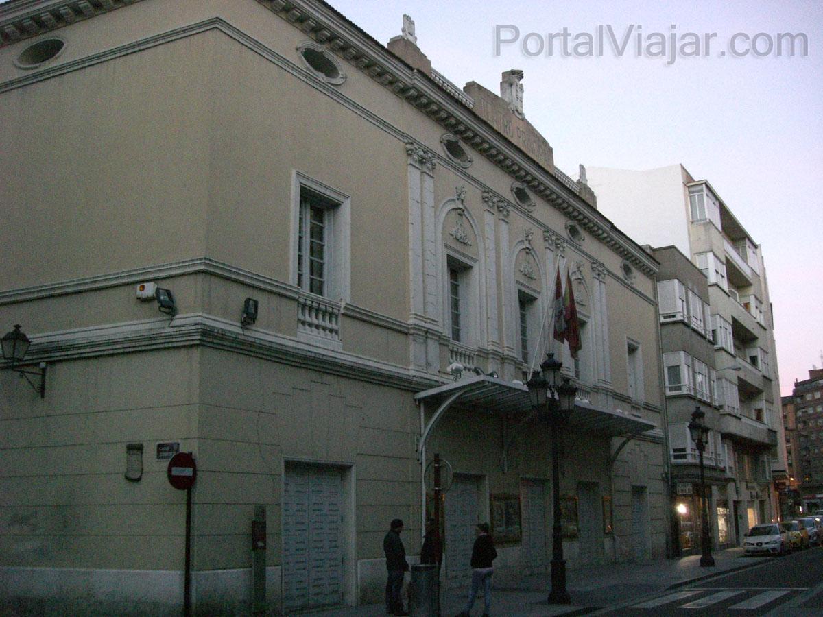Palencia - Teatro Principal