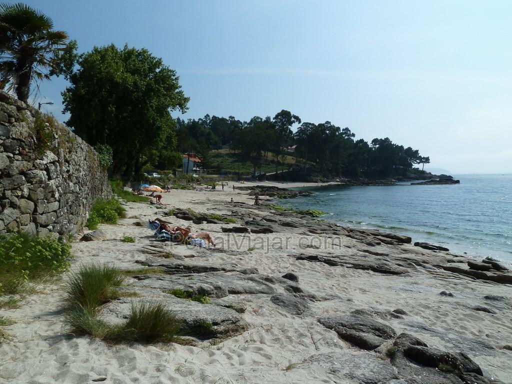 playa de a telleira porto do son 1