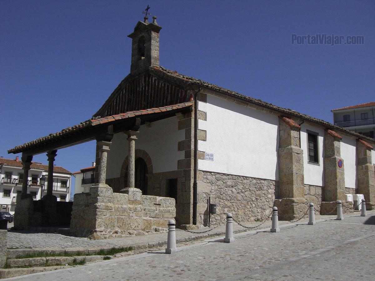 Ermita del Santísimo Cristo del Refugio