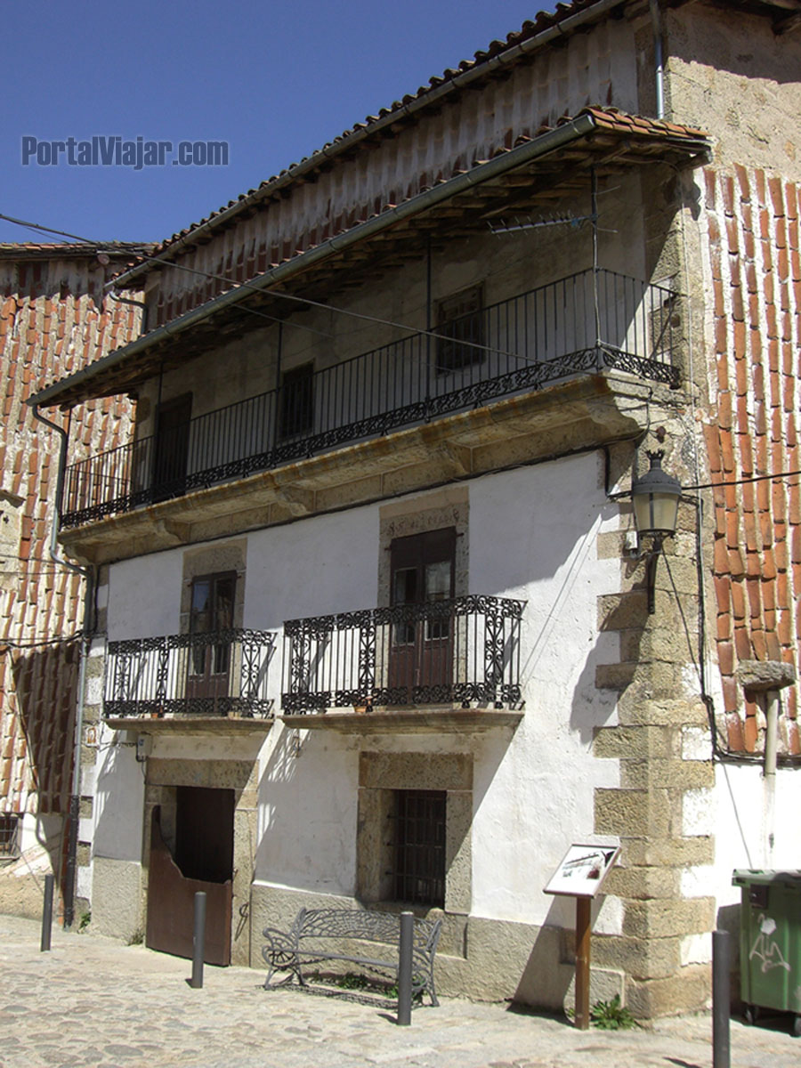 Casa Chacinera (Candelario)